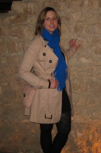 Trench coat from Primark, Spain